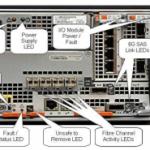 بررسی سخت افزار های استوریج های EMC VNX