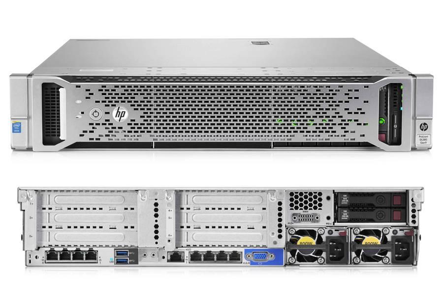 بررسی سرور HP DL380 G9