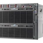 سرور HP Proliant DL980 G7