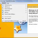 Share کردن اطلاعات بین ویندوز اصلی و ماشین مجازی
