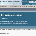 دانلود Cisco Unified Communication Manager Call Manager 11