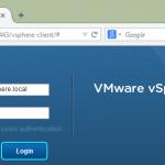 پیکربندی Single Sign-on در VMware vCenter 5.5