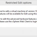 نرم افزار VMware vSphere 5.5 Update 2