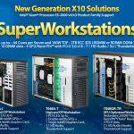ایستگاههای کاری SuperWorkstations سوپرمیکرو