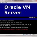 نصب Oracle VM Server 2.2.1 بر روی VirtualBox