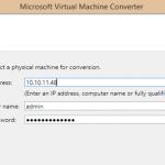انجام P2V در SCVMM 2012 R2 و Hyper-V