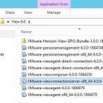 مجازی سازی دسکتاپ با نرم افزار Horizon View 6.0 – بخش اول