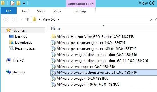 مجازی-سازی-دسکتاپ-با-نرم-افزار-Horizon-View-6.0-Installing-Horizon-View-Connection-Server