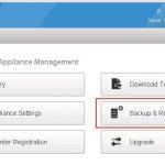 بکاپ گیری و بازگردانی داده های VMware NSX Manager