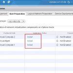 آماده سازی Cluster و Host برای NSX