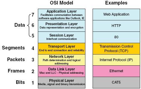 لایه Network در شبکه
