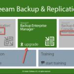 ارتقای ورژن Veeam Backup & Replication به نسخه V9