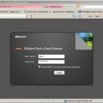 کار با vCloud Service Provider