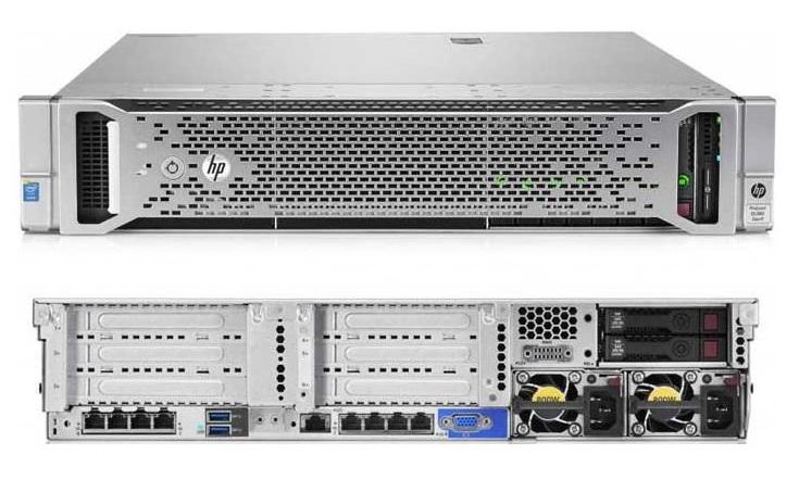 بررسی سرور HP ProLiant DL180