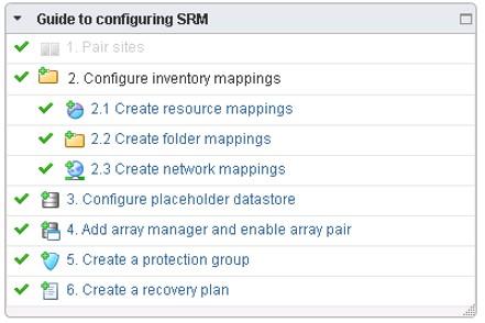 بررسی Site Recovery Manager 6.0 – اجرای یک ریکاوری تستی