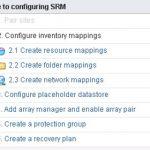 بررسی Site Recovery Manager 6.0 – پیکربندی Inventory Mapping و Placeholder Datastore