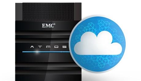 استوریج های EMC Atmos