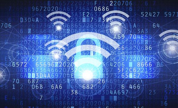 ایمنی شبکه بی سیم Wireless Security