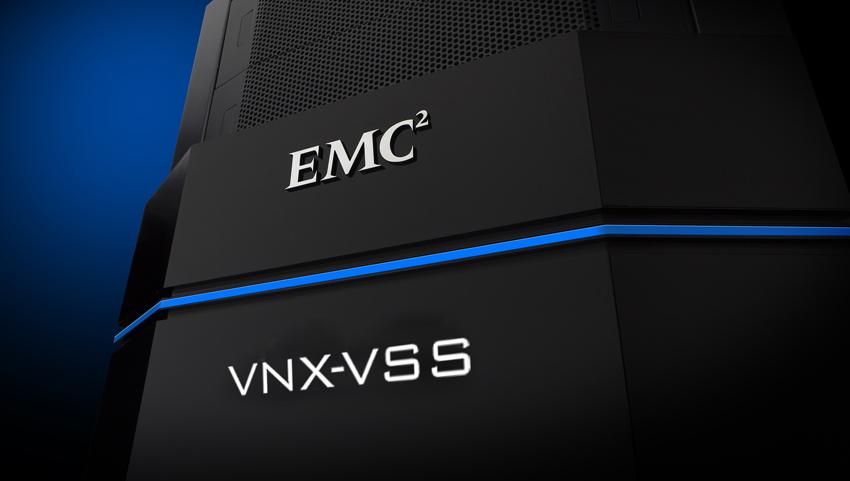 بررسی استوریج EMC Surveillance VNX-VSS100