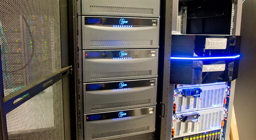 بررسی-استوریج-EMC-Surveillance-VNX-VSS100