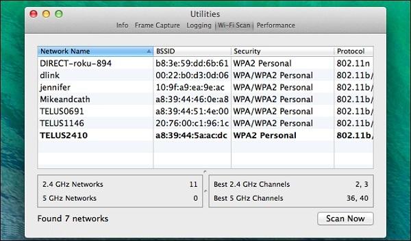 مفهوم Channel در شبکه های وایرلس