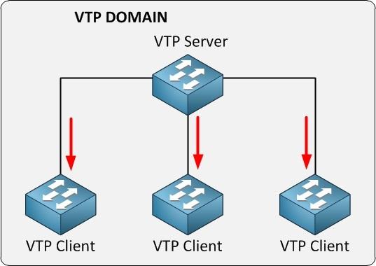 مفهوم VTP در سوئیچینگ سیسکو