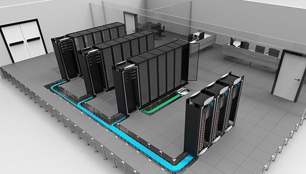 مفهوم دیتاسنتر Data Center یا همان مرکز داده