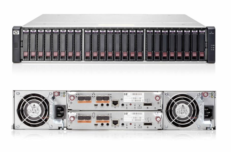 استوریج HP MSA 2040 SAN