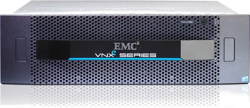 تجهیزات ذخیره سازی سری EMC VNXe