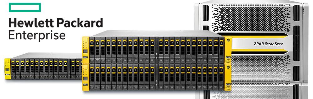تغییرات جدید در تجهیزات ذخیره سازی HPE 3PAR