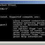 مفهوم Telnet