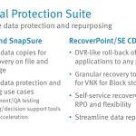 نرم افزار VNXe3300 Local Protection Suite