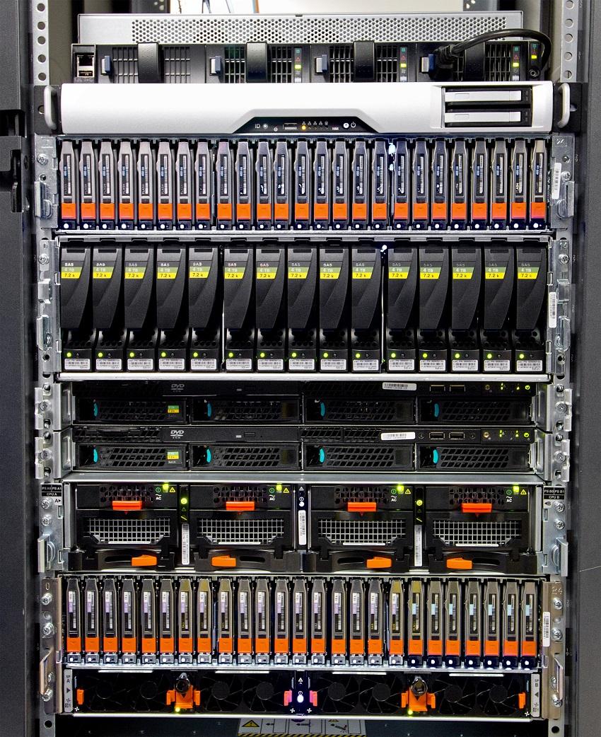 معرفی استوریج EMC VNX5200