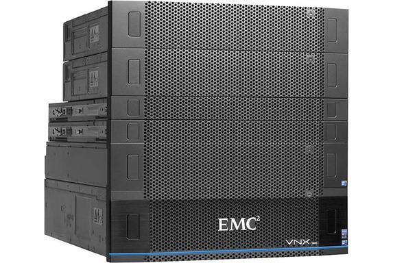 معرفی استوریج EMC VNX5400