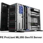 سرور HPE ProLiant ML350 Gen10