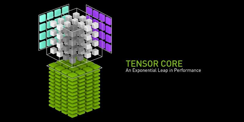 تکنولوژی Tensor Cores چیست؟